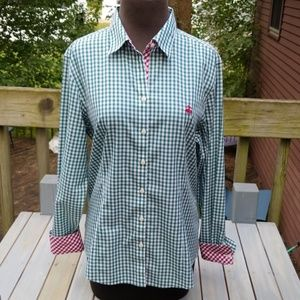 BROOKS BROTHERS 346 BUTTON DOWN SHIRT